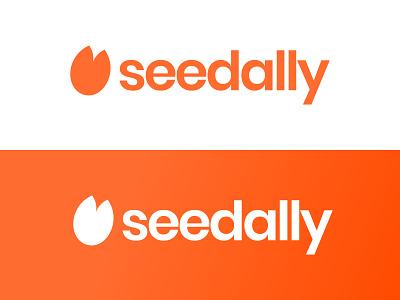 Seedally Logo Concept logotype logo mark logodesign logo brand identity brand identity design logo design logo design concept