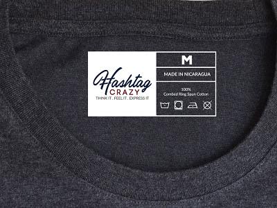 Neck label design logo apparel design clothing label label designer brand identity designer brandidentity brand and identity brand designer brand identity product design tool product tag tag design designer design labeldesign label