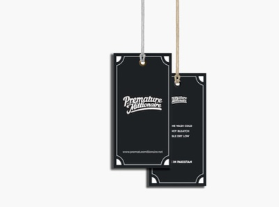 Hang Tag jennysarkar1 clothing label brand identity clothing tag trending designs design clothing design tag design hangtags hangtag
