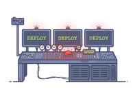 Control Station - deploy