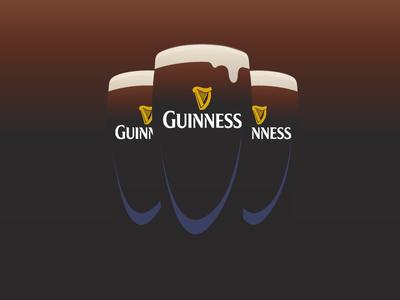 ☘️Guinness ☘️ st. patricks day irish ireland alcohol pint guinness