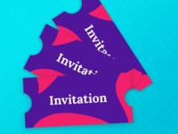 3 X Dribbble invites