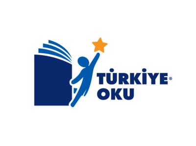 Türkiye Oku Logo project company brand design read star book design book logo logo design