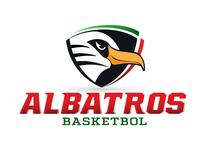 Albatros Basketball Logo