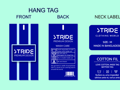 do clothing hang tag and label design necklabel cerelabel design graphic design branding minimal logo hang tag design hang tags care labe price tag labeldesign clothing design clothing label hangtag