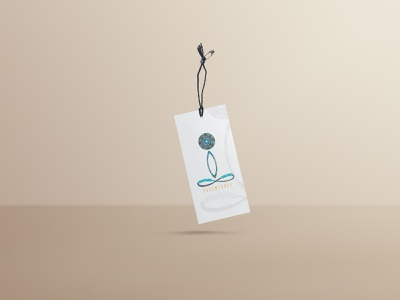 Tag design minimal clothing design illustrator cerelabel hangtag branding care labe necklabel graphic design design