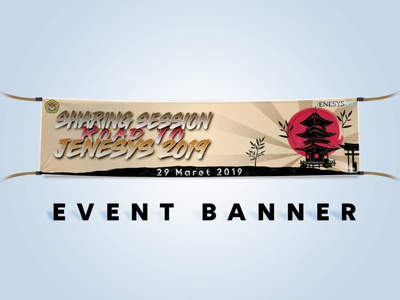 Seminar Banner event graphic design banner design