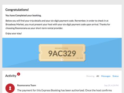 Payment Code design payment coupon illustration ui website