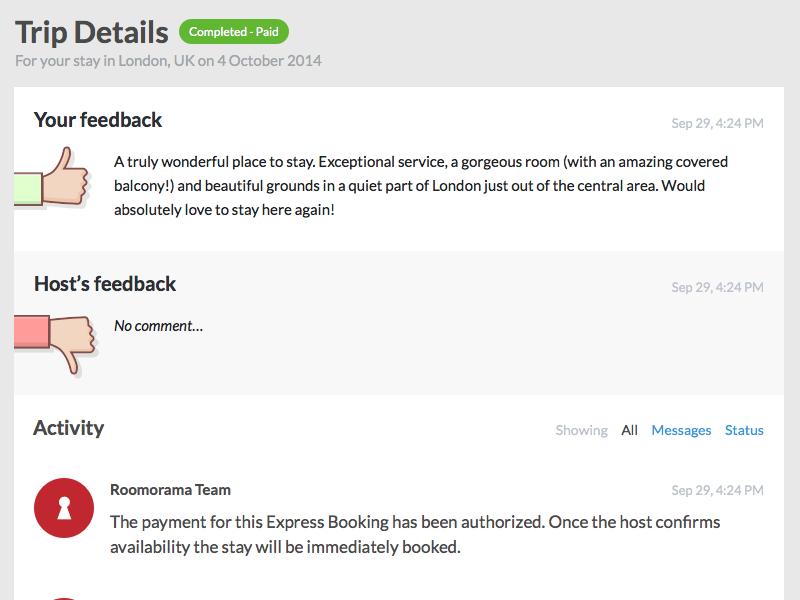 Trip Feedback feedback review illustration ui design