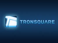 Tronsquare Logo Lock