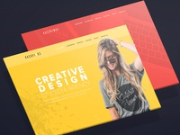 #2 Creative Design Agency Banners