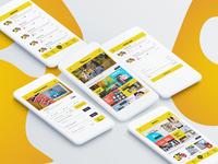 Online Printing Store App
