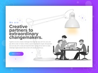 Creative Agency (Who we are)
