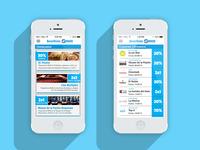 Cuponstar iOS