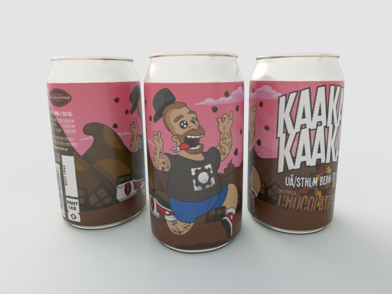 Kaakao Kaakao chocolate chocolate land stout homer kakao beer