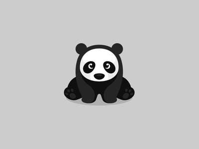 Just a sitting Panda