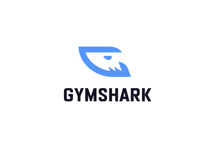 Gymshark logo concept g ltter g ltter sketch negative space brand identity branding workout fitness concept logo shark gym gymshark