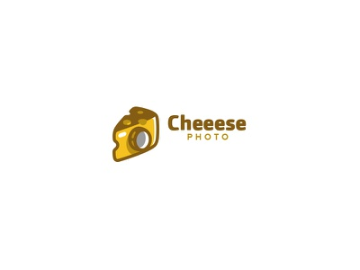 Cheeese Photo camera kreatank logo creative photography foto photo cheese