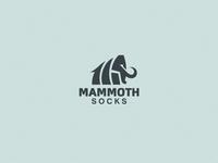 Mammoth Socks logo
