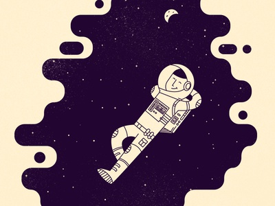 Chilling in Space