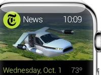 New York Times Now Apple Watch App