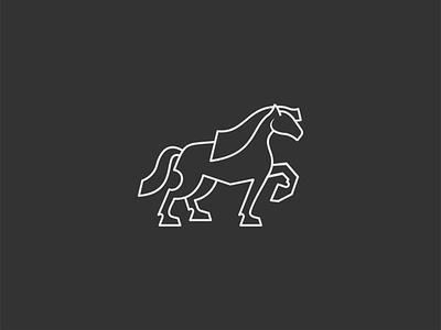 Horse graphic horselogo animals horse logo