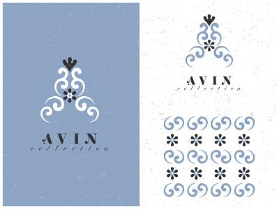 Avin Collection lettermark letterlogo alogo branding لوگو monogram logo