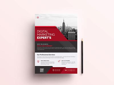 Corporate Flyer Design marketing