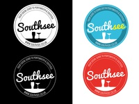 Southsee Logo Stickers