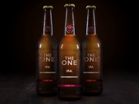 'The One' Beer Label Design - Drydock Brewery
