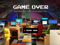 Game Over - Video Game Cafe in Portsmouth
