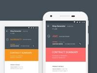 Service Provider Mobile App Platform