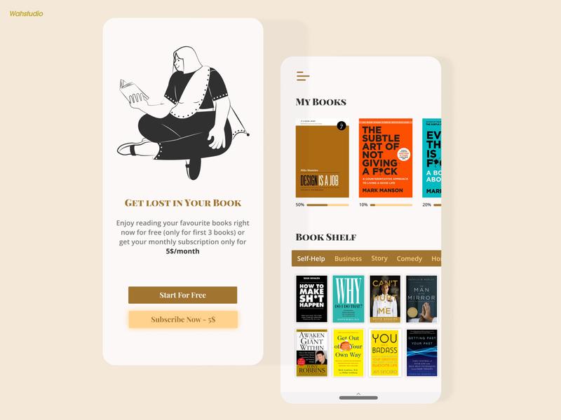 Books App bookshelf books app bookstore library library app books app ui uiux design ui design uiux design animation minimal web app ux ui