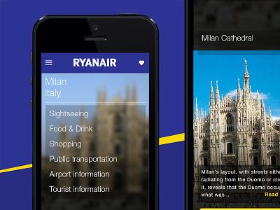 Ryanair concept