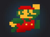 Mario 1000px