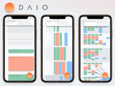 DAIO - A smart calendar