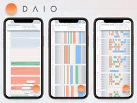 DAIO - The Smart Calendar