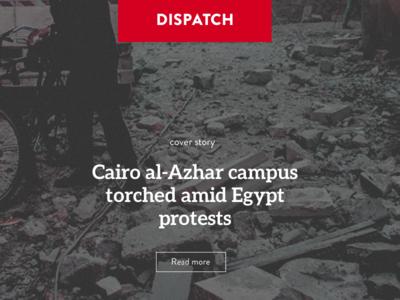 Rethinking NEWS - Dispatch
