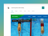 Bing Rio Games Experience