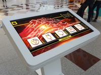 Event Touchscreen