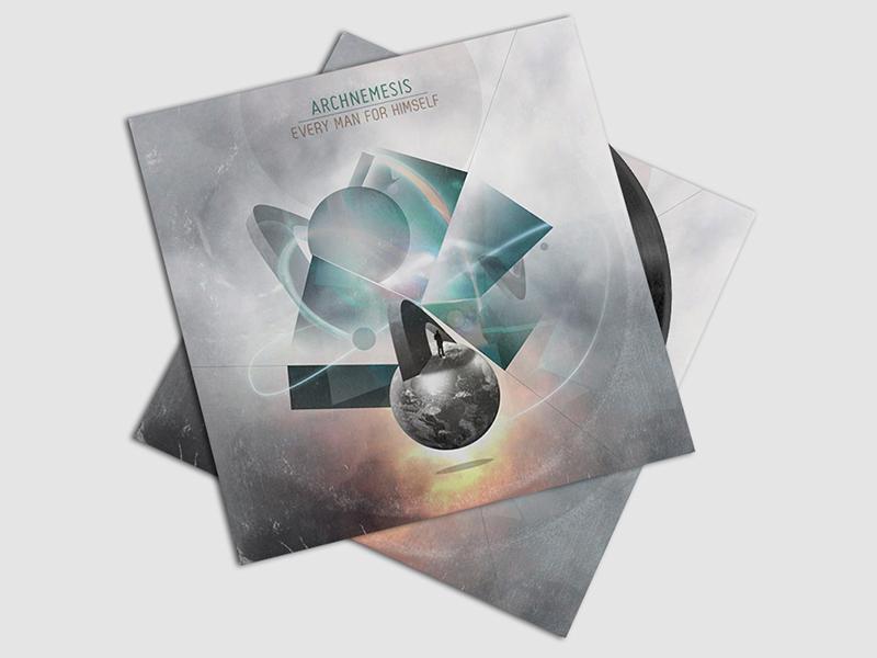 Vinyl cover archnemesis cover vinyl music