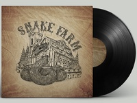 Snake Farm Album Cover