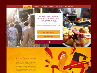 Homepage ui web homepage illustration hero landing page layout