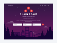 Chain React - The React Native Conference