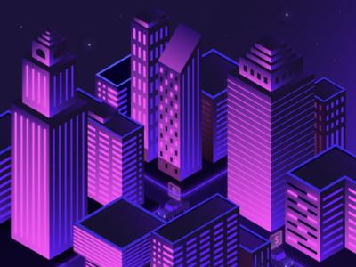 AC Isometric City
