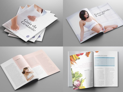 A5 Leaflet about pregnancy