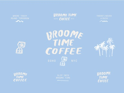 Broome Time Logo