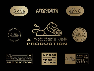 A Rocking Production Logo