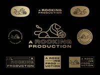 A Rocking Production Logo