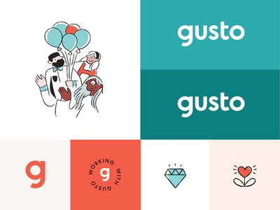 Gusto's new brand